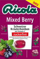RICOLA o.Z.Box Mixed Berry Bonbons