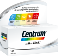 CENTRUM-A-Zink-Tabletten